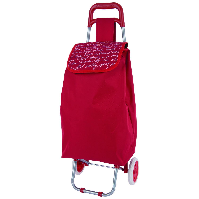 Carro Compra Urban Rojo -