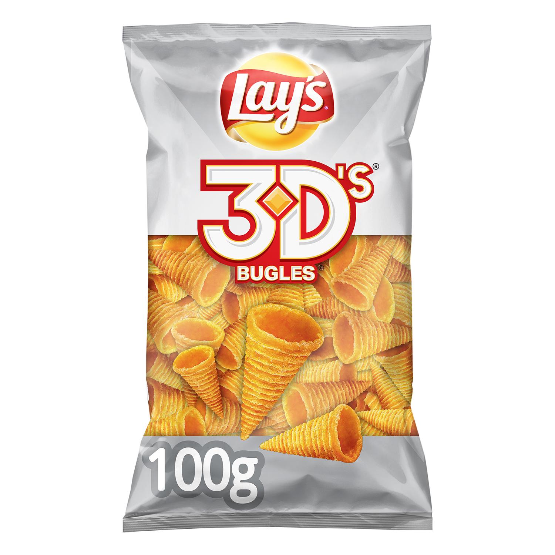 Conos de maíz 3D's