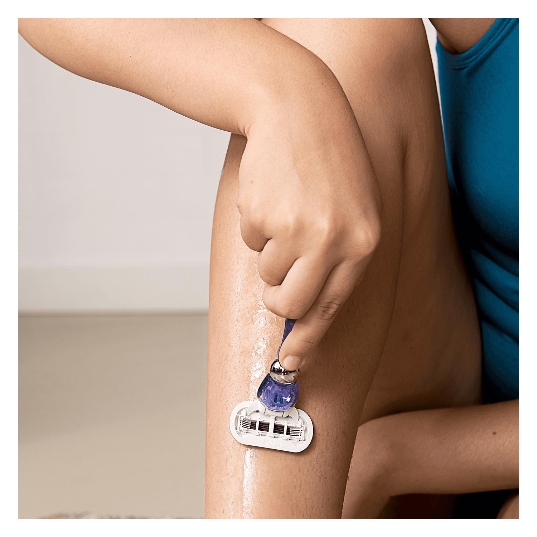 Máquina depilatoria Venus Flexi ball Swirl Gillette 1 ud. - 5