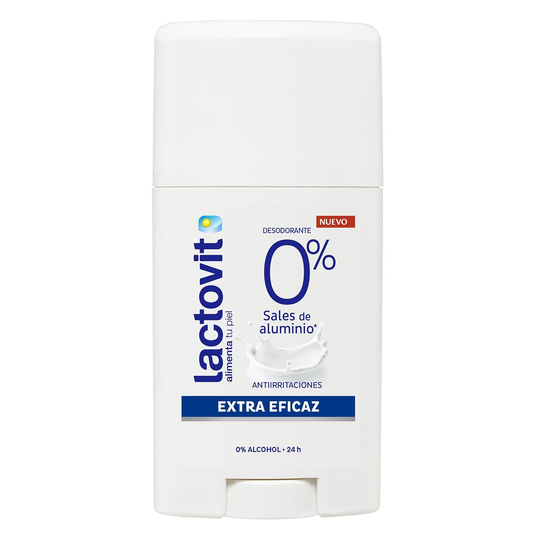 Desodorante stick anti irritaciones