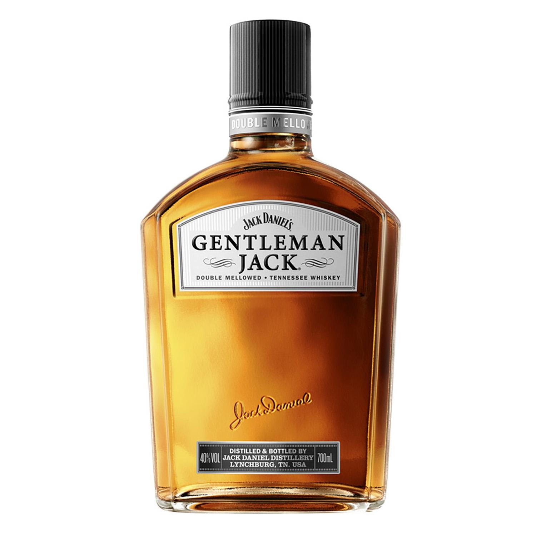 Whisky Jack Daniel's Gentleman 70 cl.