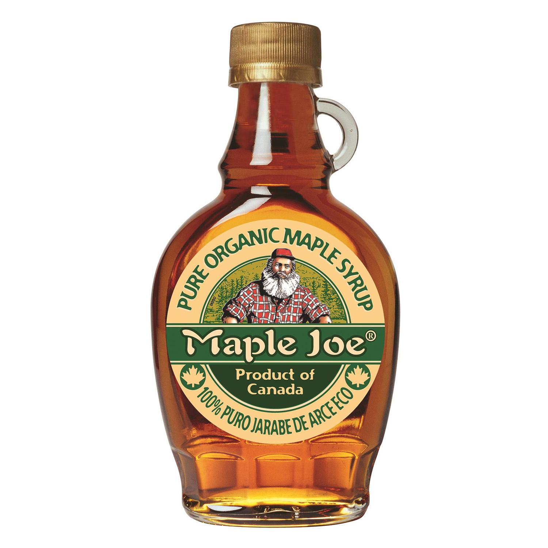 Jarabe de arce ecológico Maple Joe 250 g.