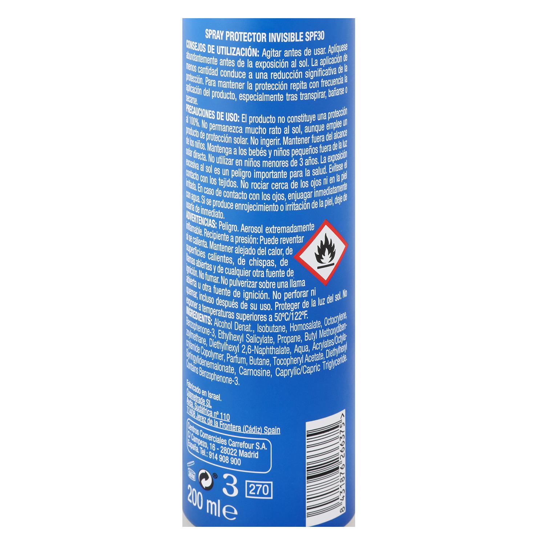 Spray solar sport SPF 30 Les Cosmétiques Sun Ultimate 200 ml. -
