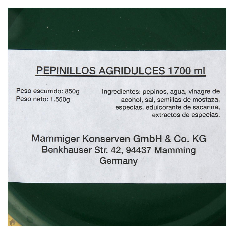 Pepinillos - 3