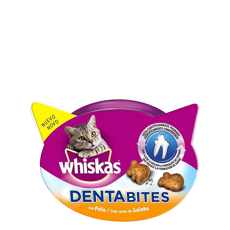 Snacks para Gatos Dentabites 40 gr