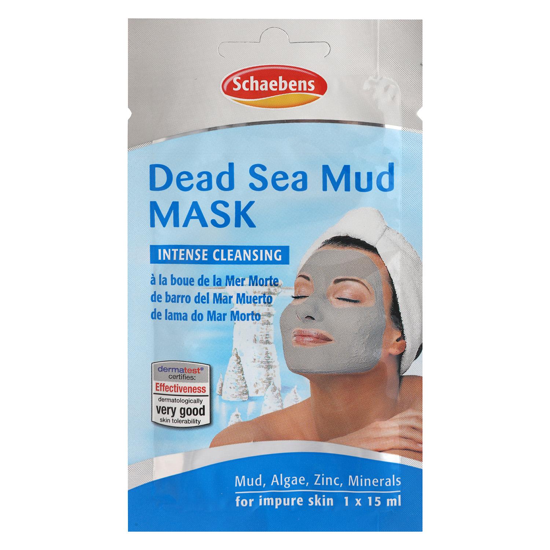 Mascarilla mar muerto limpieza intensiva