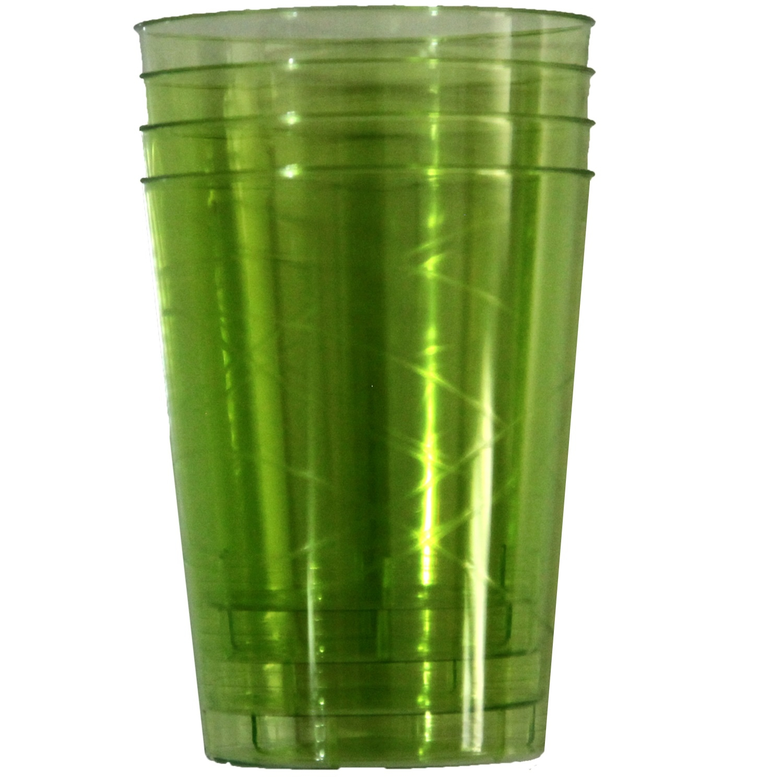 Set de Vasos de 6 pz - Verde