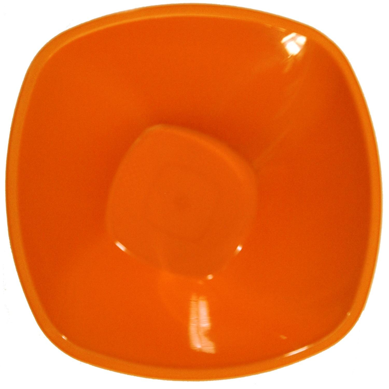 Set de Ensaladera de 2 pz - Naranja