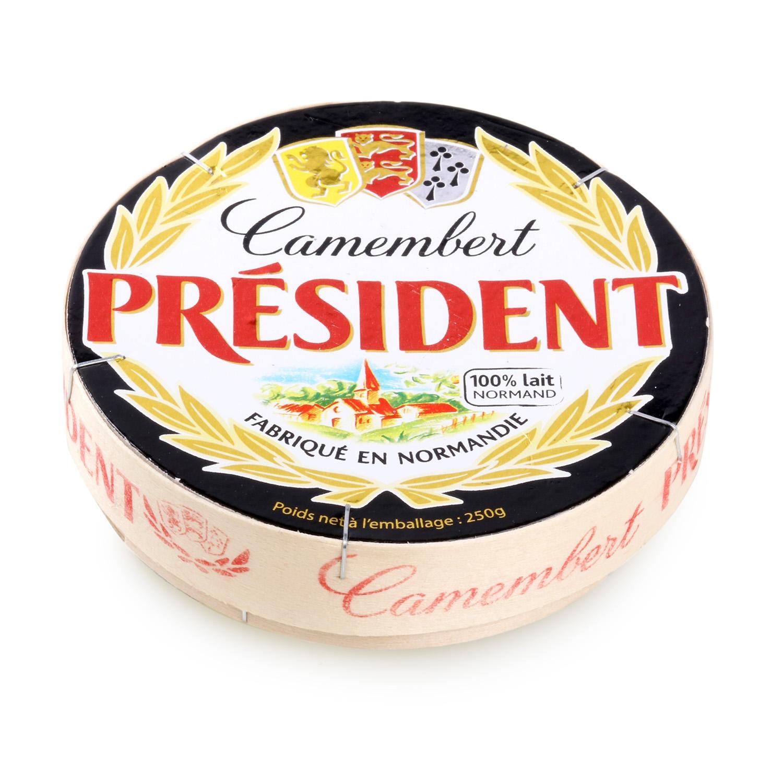 Queso camembert President 250 g