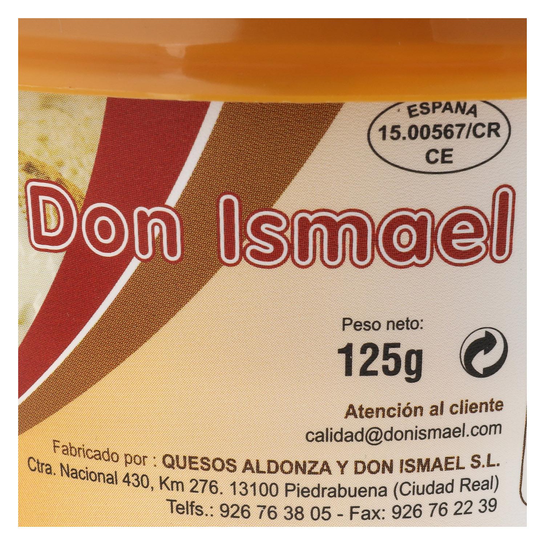 Crema de queso al boletus Don Ismael 125 g. - 2