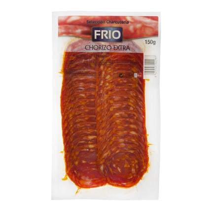 Chorizo extra suave Frio 150 g.