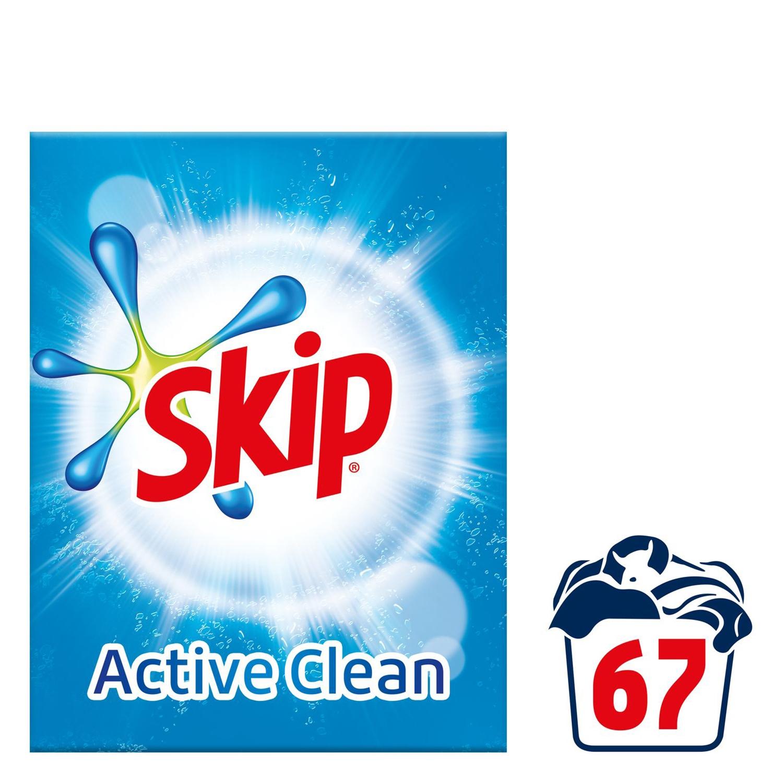 Detergente en polvo Active Clean