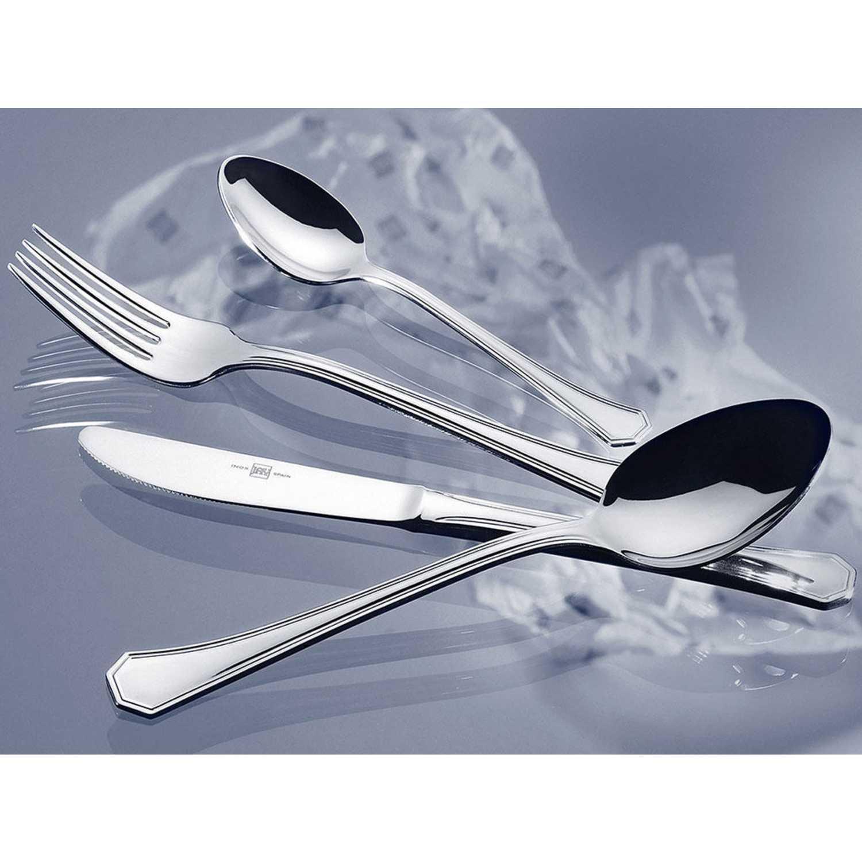 Set de 3 Tenedores de Acero Inoxidable JAY Principe  - Inox -