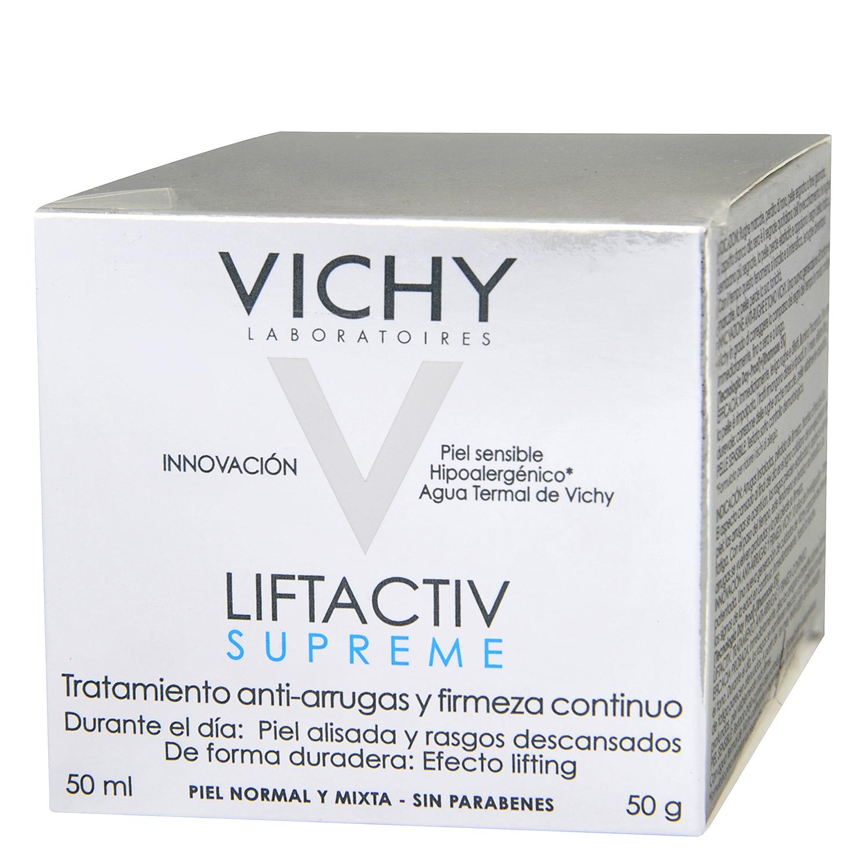 Crema antiarrugas Liftactiv Supreme para piel normal y mixta - 50 ml.