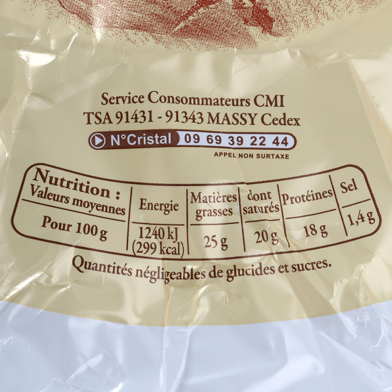 Queso reblochon de savoie A.O.P. leche cruda Reflets de France 400 g - 4