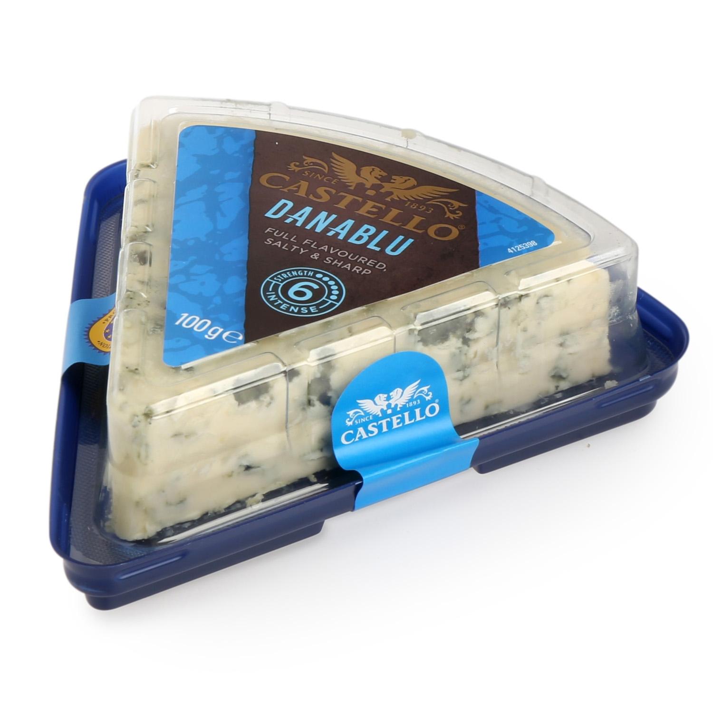 Queso azul Arla Danablú cuña 100 g