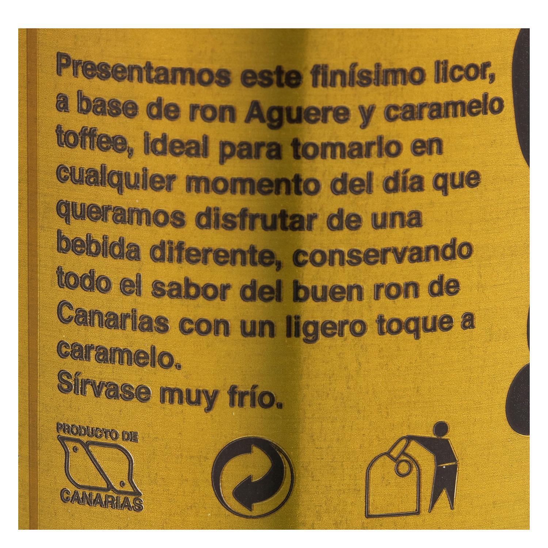 Ron caramelo Aguere 70 cl. -