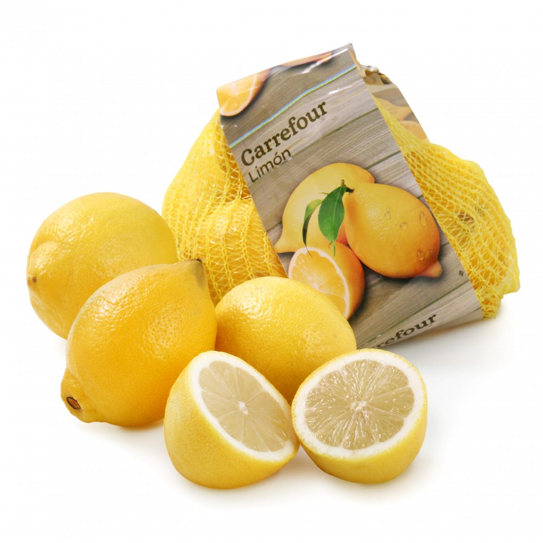 Limón Carrefour bolsa 750 grs