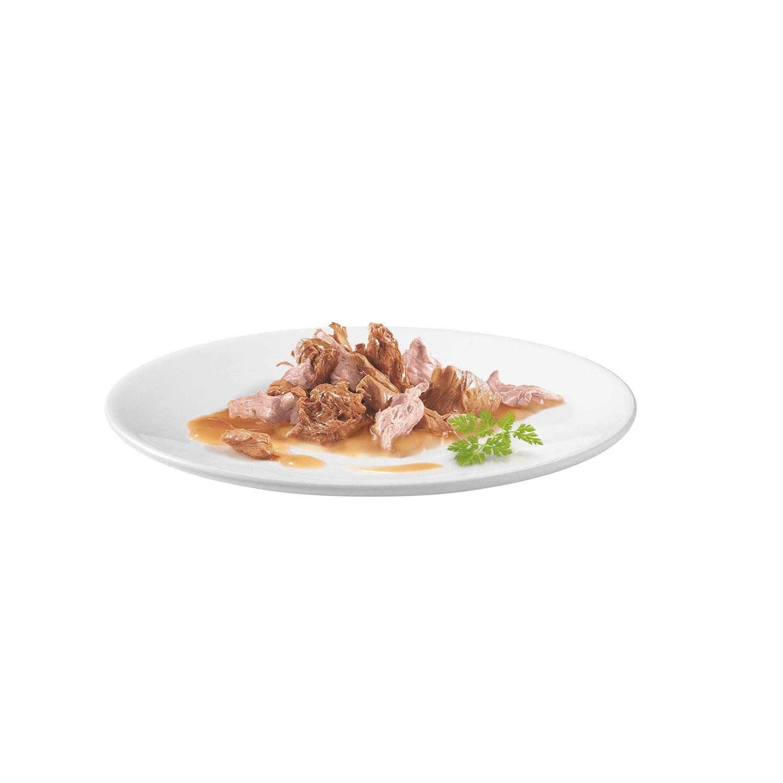 Purina Gourmet Perle Comida Húmeda para Gato Finas Láminas DUO del Mar en Salsa 85g - 3