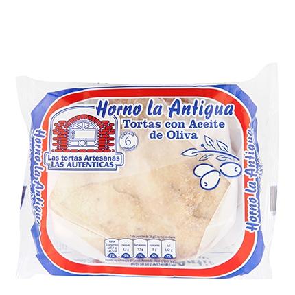 Torta de aceite Horno La Antigua 6 ud.