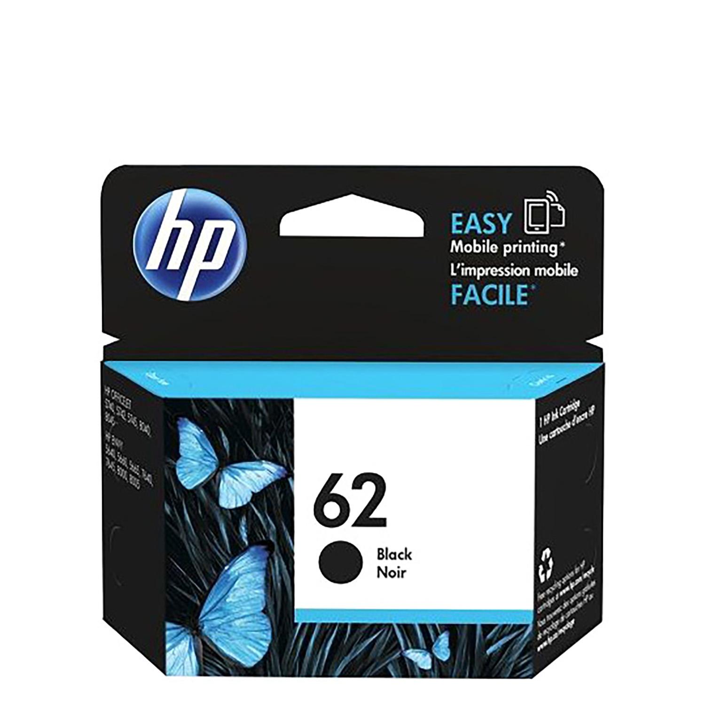 Cartucho de Tinta HP N62 - Negro -