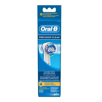 Recambio cepillo dental eléctrico Precision Clean
