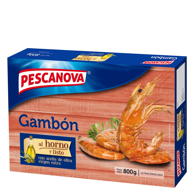Gambón al horno