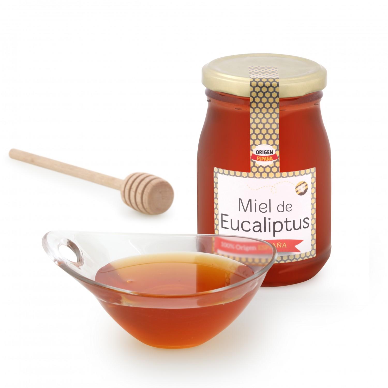 Miel artesana de eucaliptus monofloral Primo Mendoza 500 g