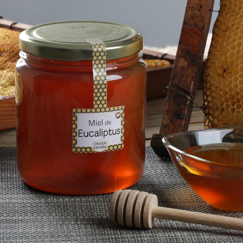 Miel artesana de eucaliptus monofloral Primo Mendoza 1 Kg
