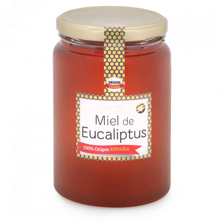 Miel artesana de eucaliptus monofloral Primo Mendoza 1 Kg - 2