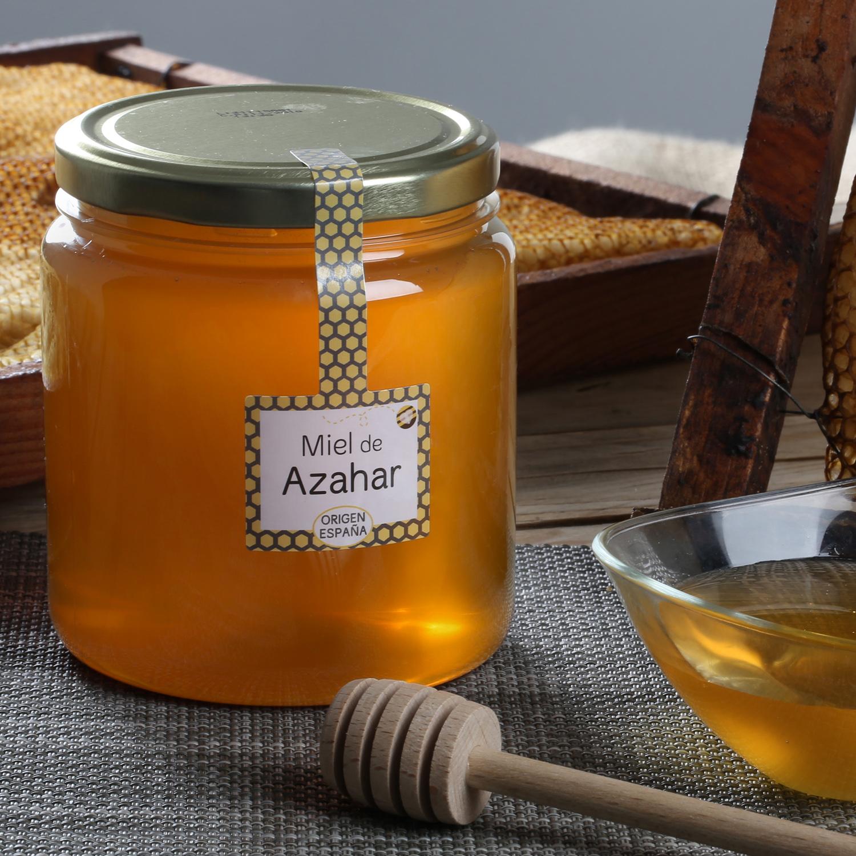 Miel artesana de azahar monofloral Primo Mendoza 500 g