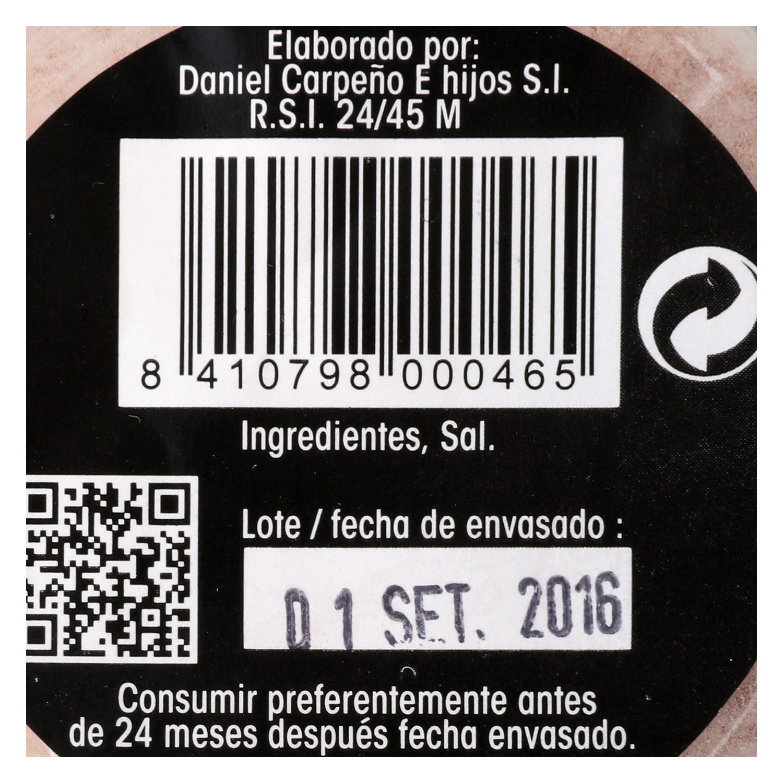 Sal rosa del himalaya Roca premium 150 g. -