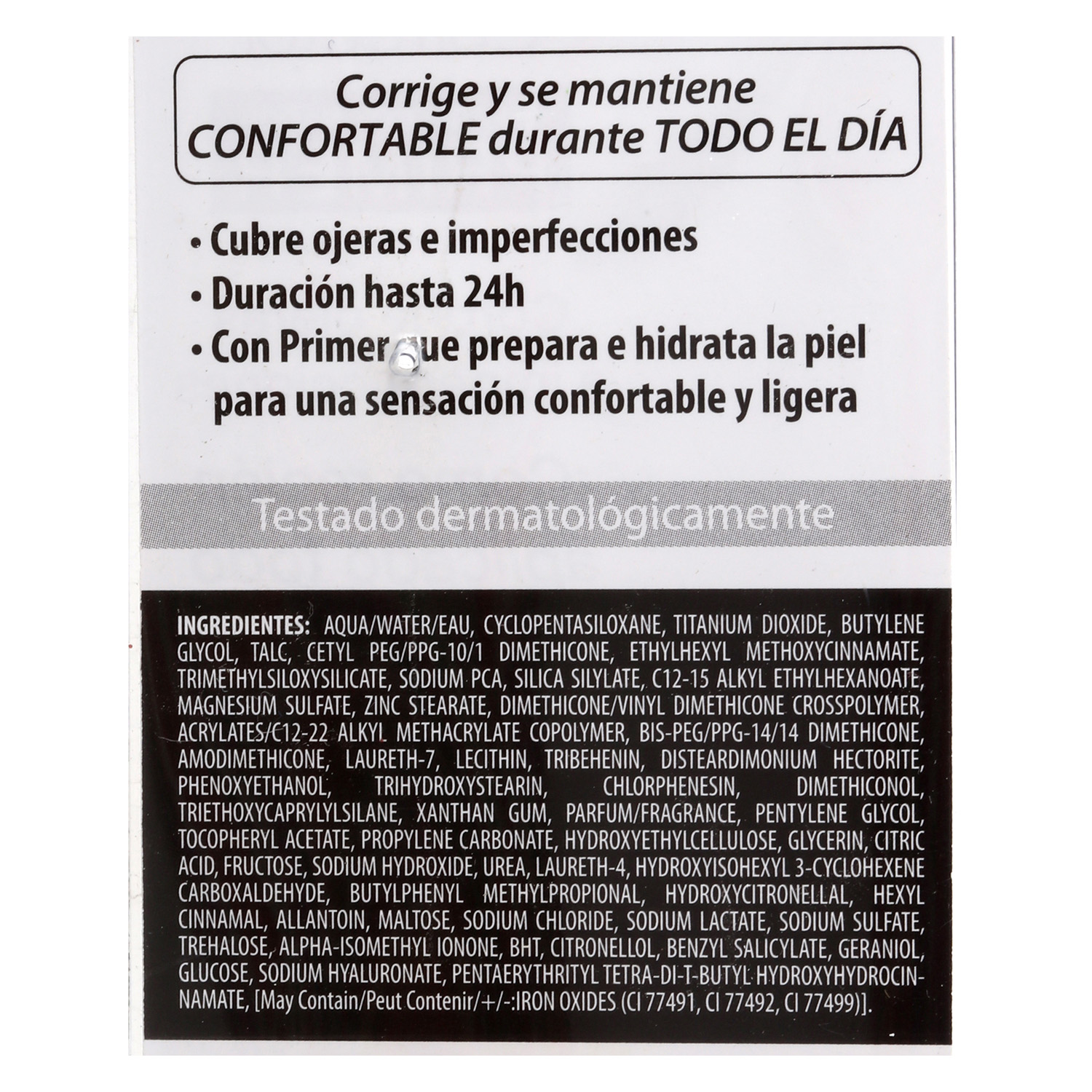 Corrector ojeras Perfect Stay 24h nº 001 -