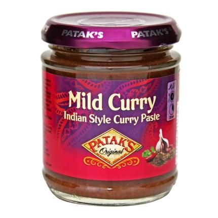 Pasta de curry Patak's 170 g.
