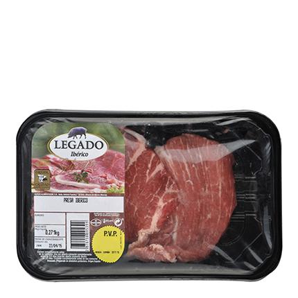 Presa de Cerdo Ibérico Legado El Pozo 350 g aprox -
