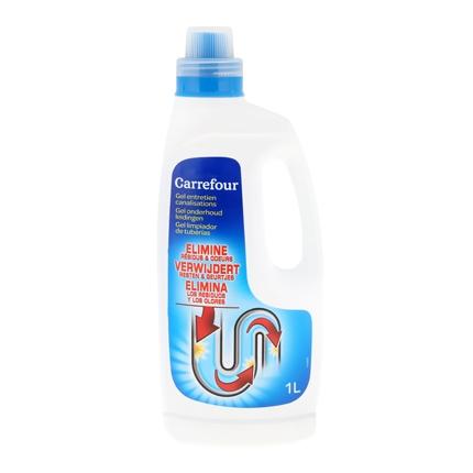 Gel limpiador de tuber as carrefour carrefour - Productos para desatascar tuberias ...