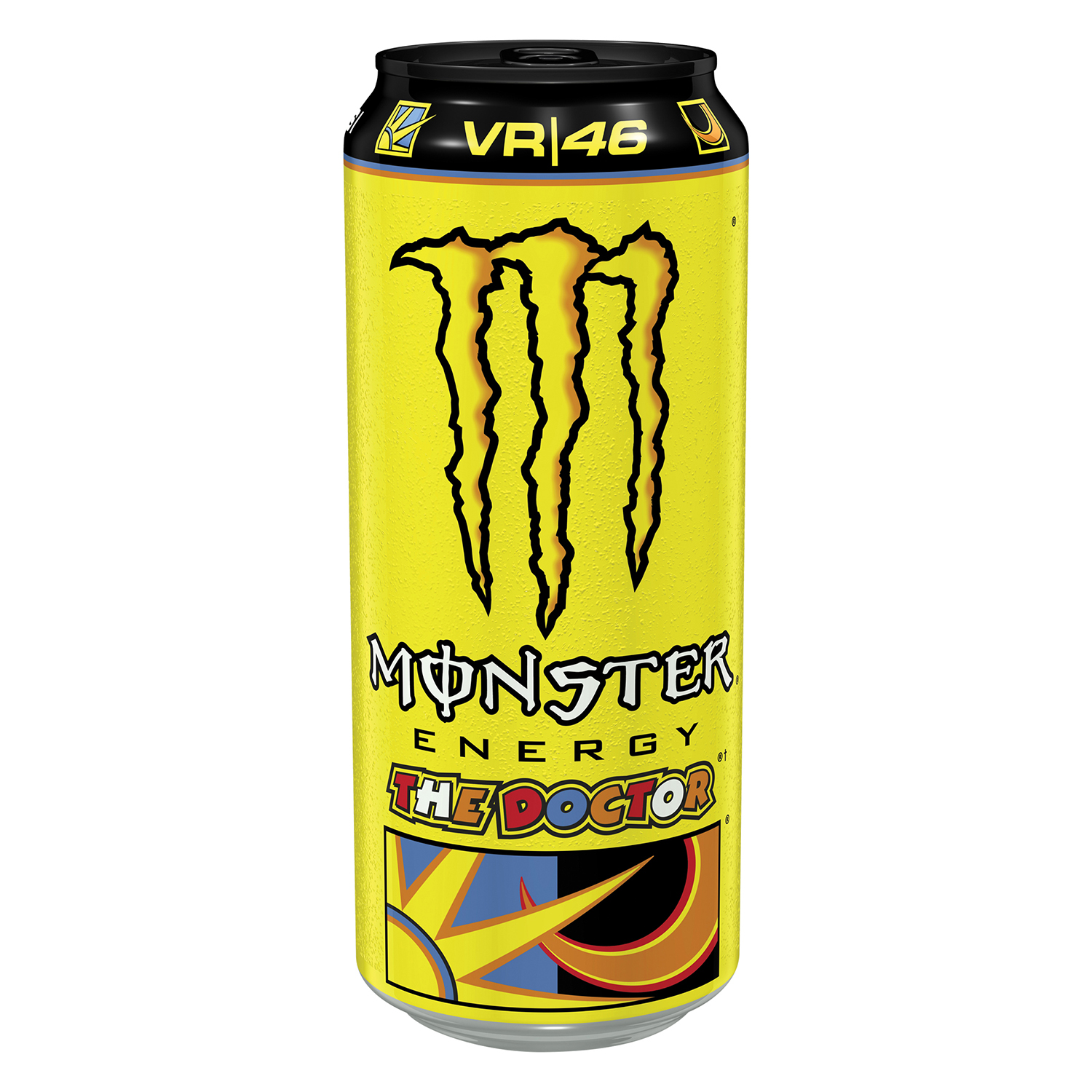 Bebida energética Monster The Doctor VR46 50 cl.