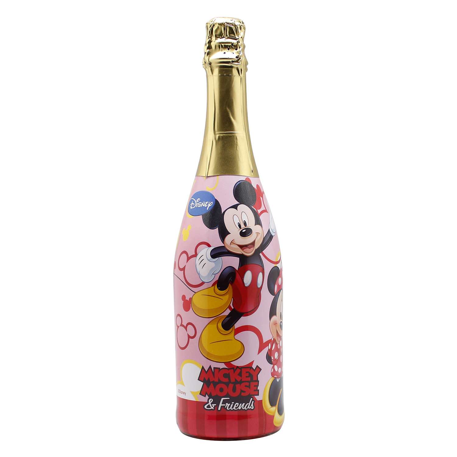Great espumoso sin alcohol mickey mouse u friends with for Super u champagne
