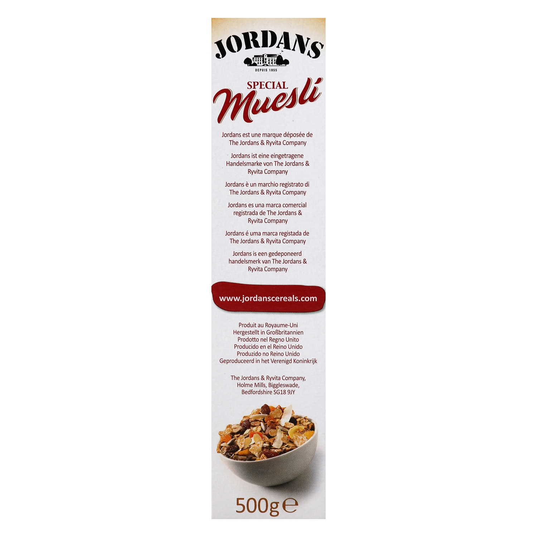 Cereales special muesli - 2