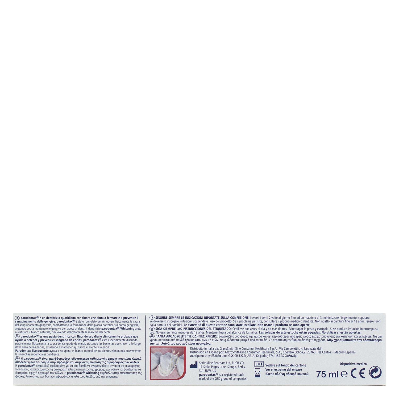 Dentífrico para el cuidado de encías Blanqueante - 2