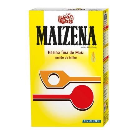 Harina de maíz Maizena fina 400 g.
