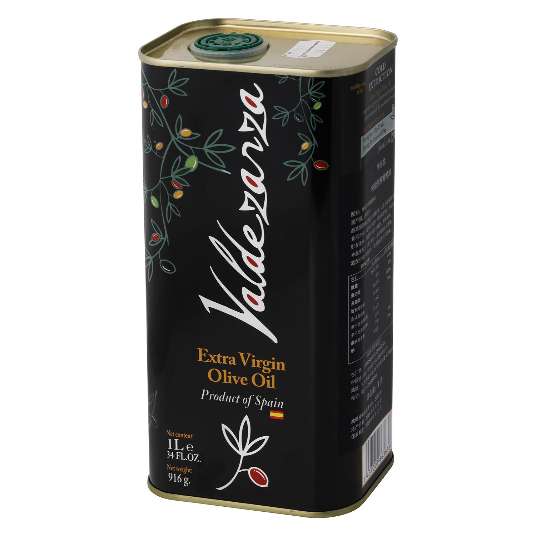 Aceite de oliva virgen extra Valdezarza lata 1 l.