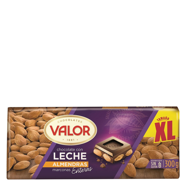 Chocolate con leche xl