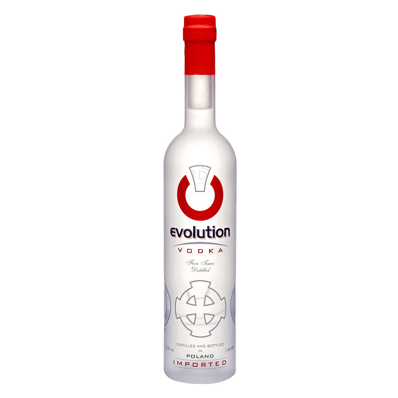 Vodka Evolution 70 cl.