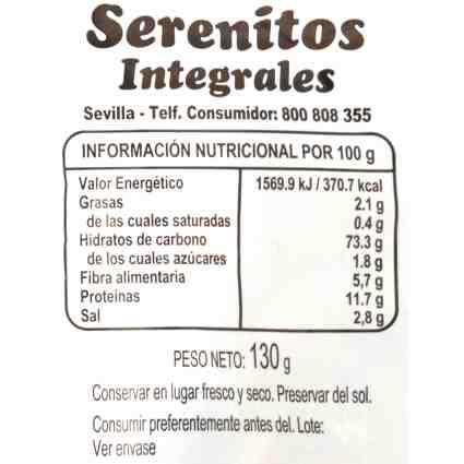 Selección gourmet serenitos con aceite de oliva La Serena 1 ud. - 3