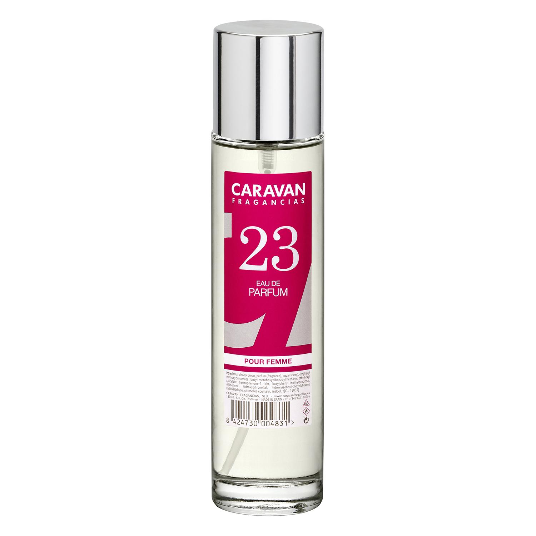 Colonia nº 23 para mujer Caravan 150 ml.