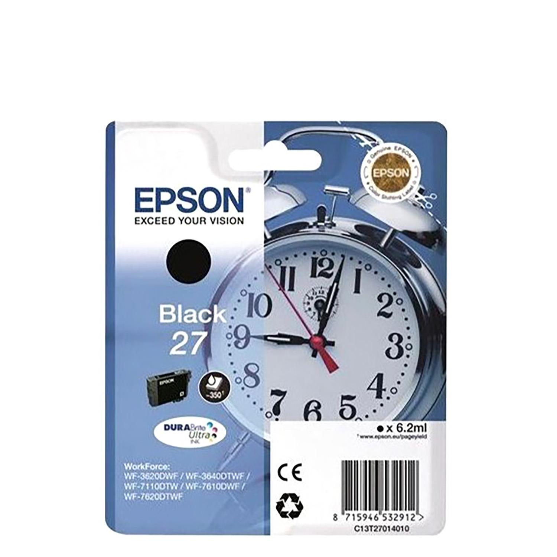 Cartucho de Tinta Epson T27 - Negro -
