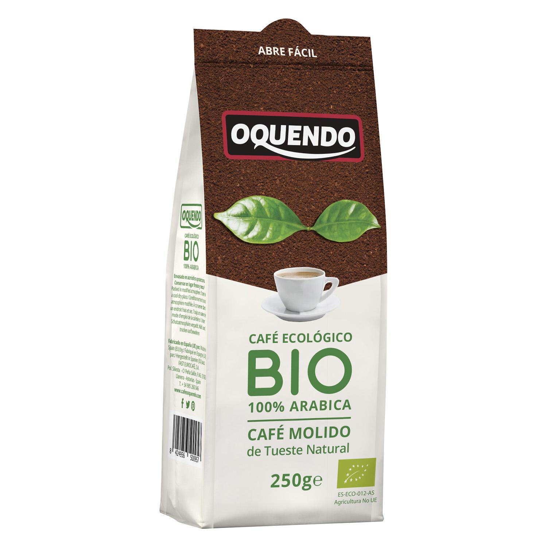 Café molido natural Bio