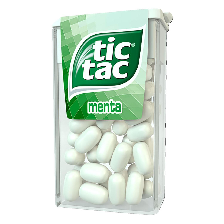 Caramelos de menta Tic Tac - Carrefour supermercado compra online