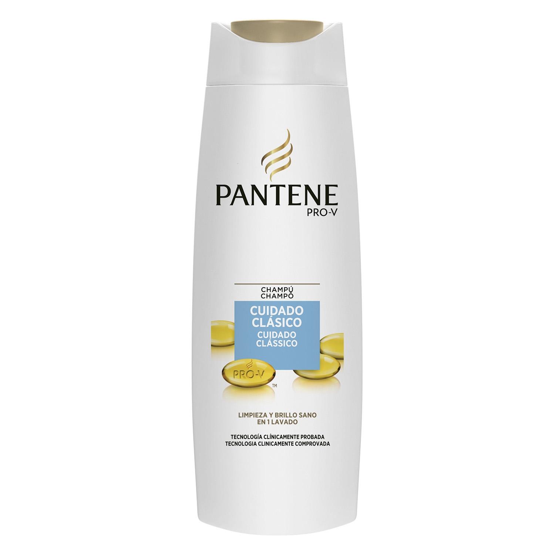Champú cuidado clásico Pantene 700 ml.